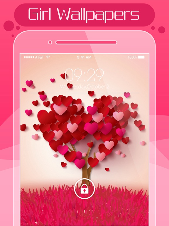 Girls Wallpapers Girly Backgrounds Cute Themes App Price Drops