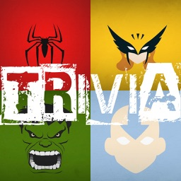 Comic Super Hero Trivia Quiz 2 - Guess Your Superheros and Super Villains
