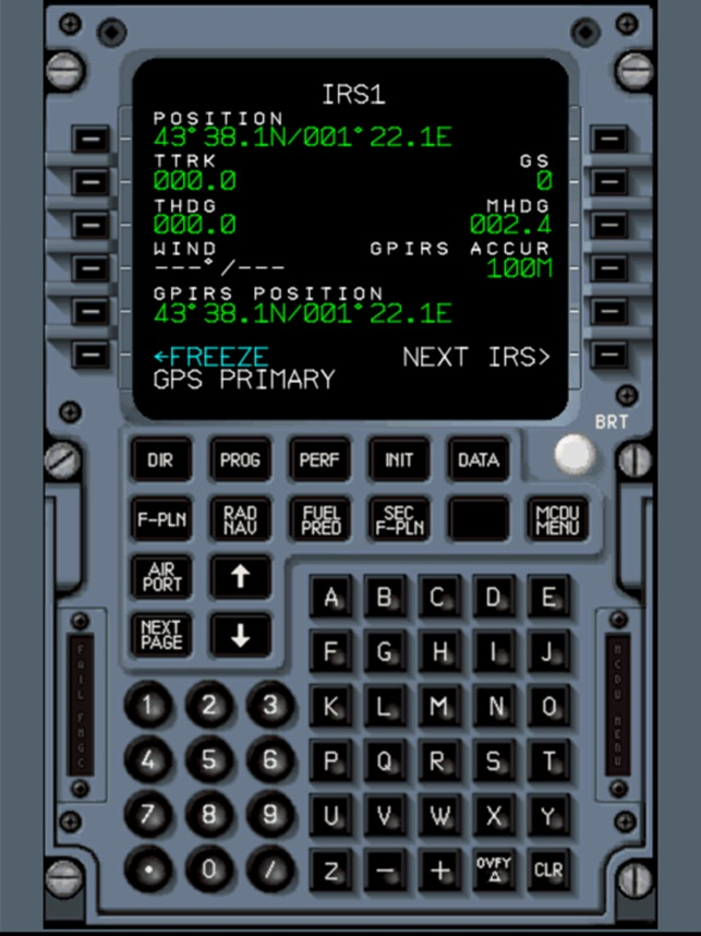 FMGS A320 on the App Store