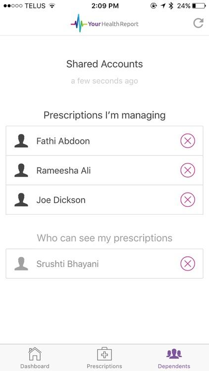 Your Health Report screenshot-4