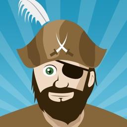 Blazing Pirate Jump - new brain teaser riddle