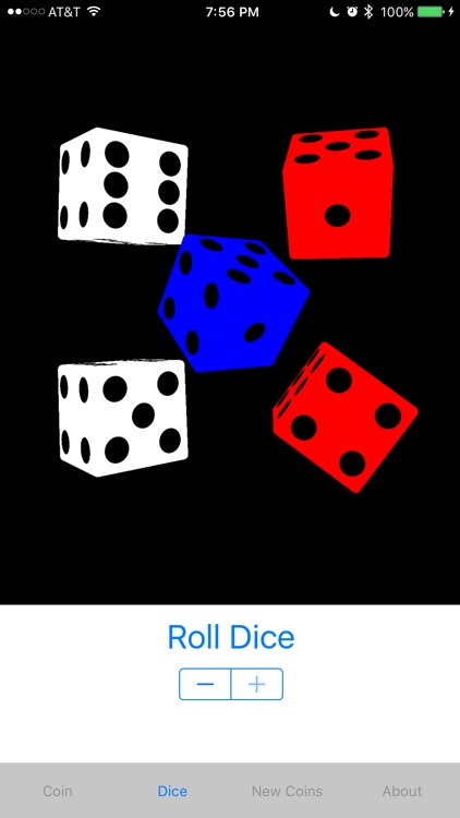 Coin & Dice Toss screenshot-3