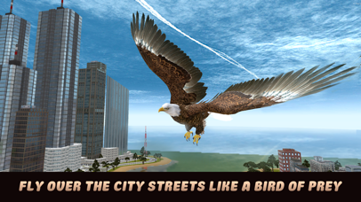City Eagle Simulator 3D