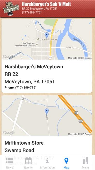 Harshbarger's Sub 'N' Malt | App Price Drops