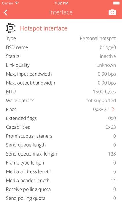 Hotspot Info screenshot-4