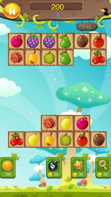 水果连连看-开心欢乐爱水果连连看传奇免费2016高手版单机游戏