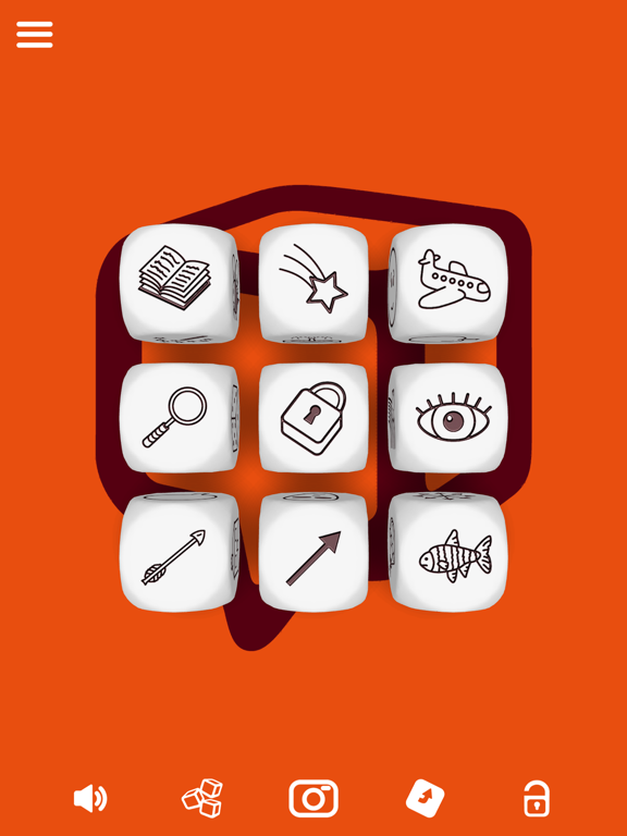 Screenshot #5 pour Rory's Story Cubes