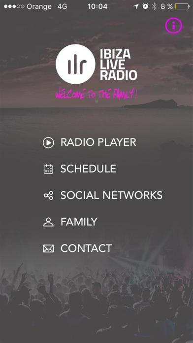 Ibiza Live Radio screenshot one
