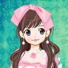 可愛いお姫様 女の子の夢無料で遊べる着せ替えゲーム集 icon