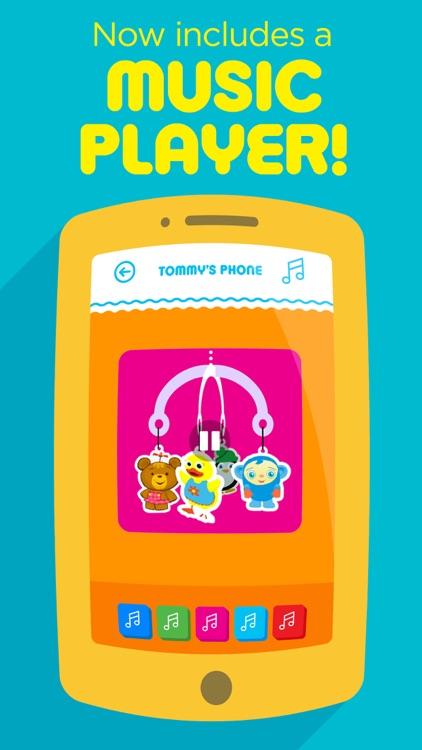 Play Phone for Kids screenshot-4