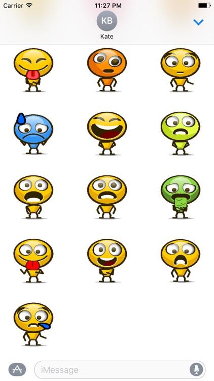 Cute Little Smileys