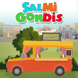 Salmigondis : le village.