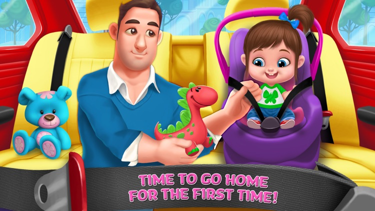 Crazy Nursery - Newborn Baby Doctor Care screenshot-3