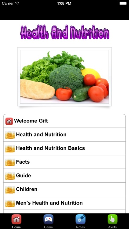 Nutrition App For Healthy Food And Diet Plans
