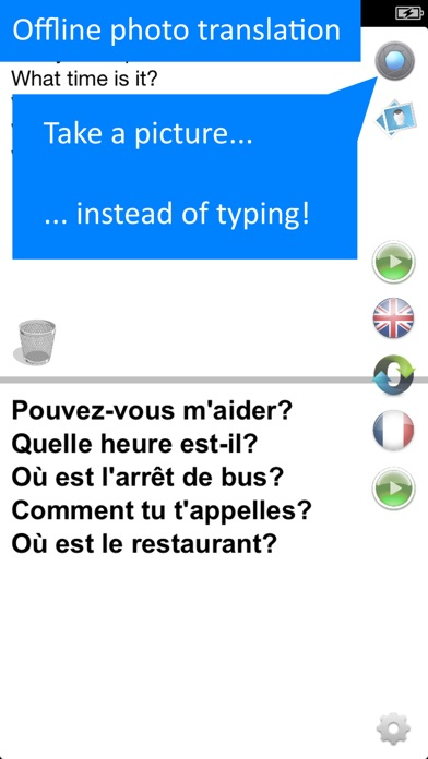 Translate Offline: French Pro Screenshots