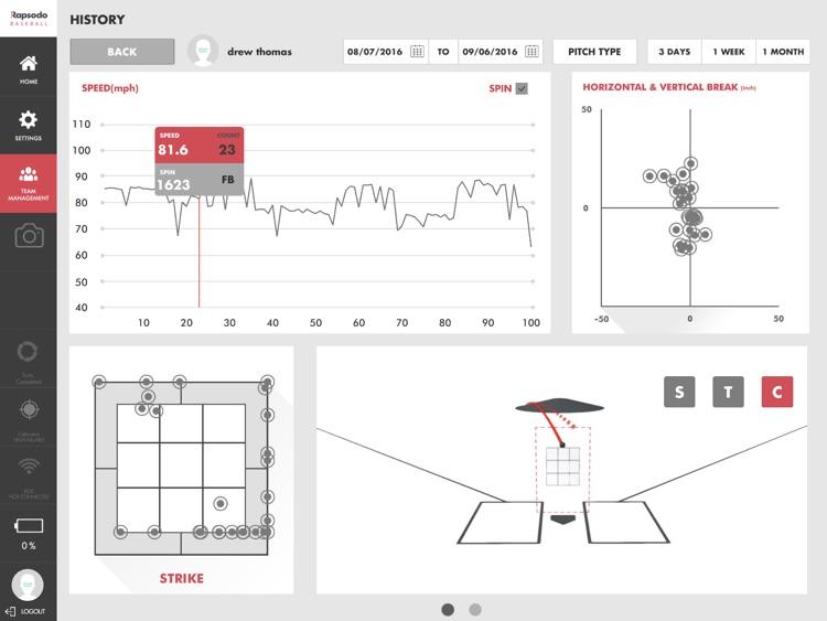 Rapsodo Baseball screenshot-3