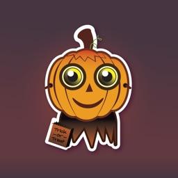 Halloween Friends Stickers