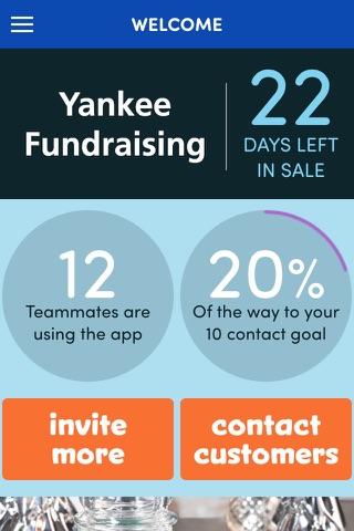 Yankee Fundraising - náhled