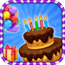Birthday Cake Maker - Crazy Kids Cooking!