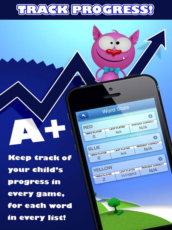 Spelling Monster screenshot