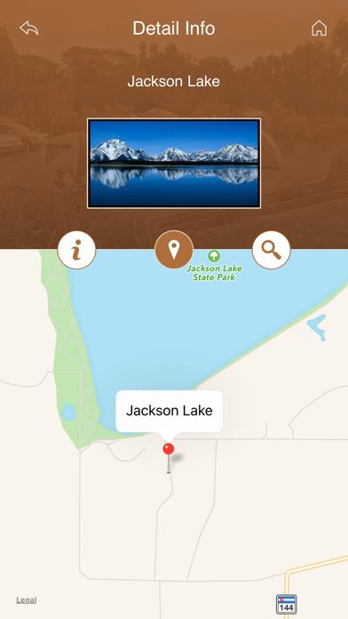 Colorado Camping Locations screenshot four