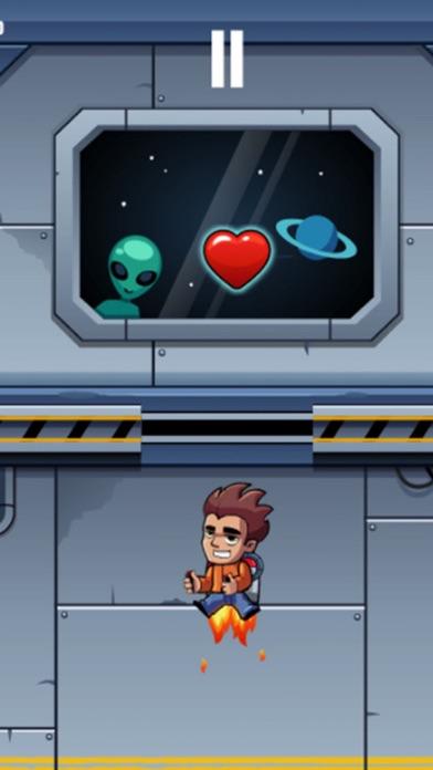 Jetpack Escape - Jump Up Endless screenshot three