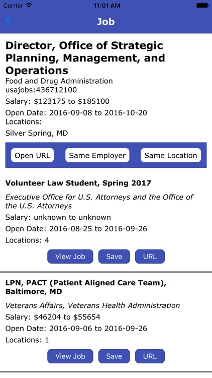 USGovJobs screenshot-1