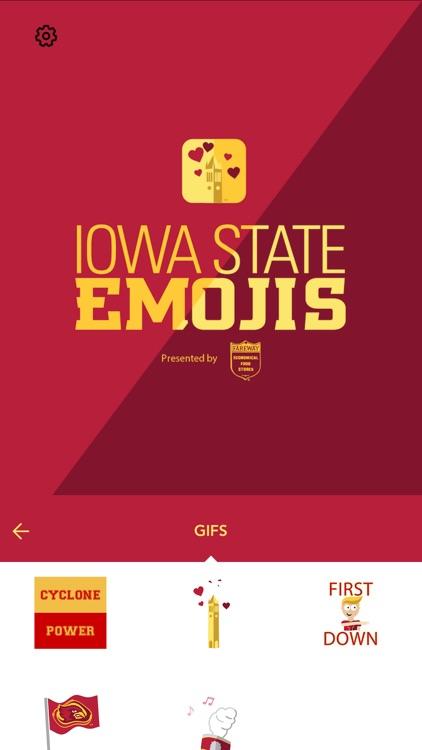 Iowa State Emojis