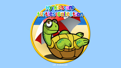 my kids and turtles collection - free screenshot one