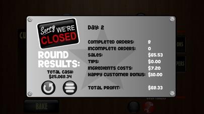 Pizza Panic Lite screenshot three