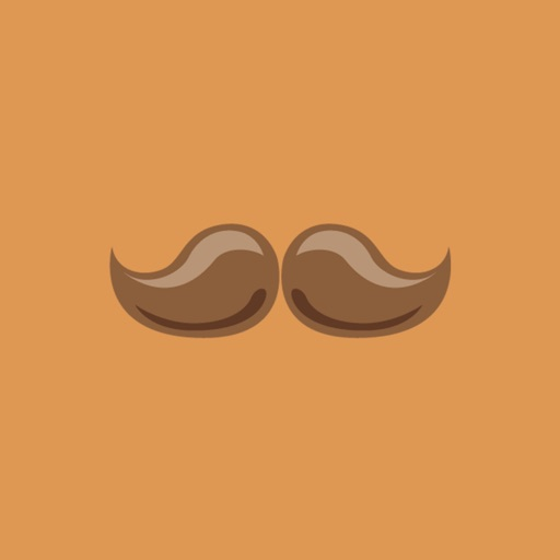 Moustache Stickers for November