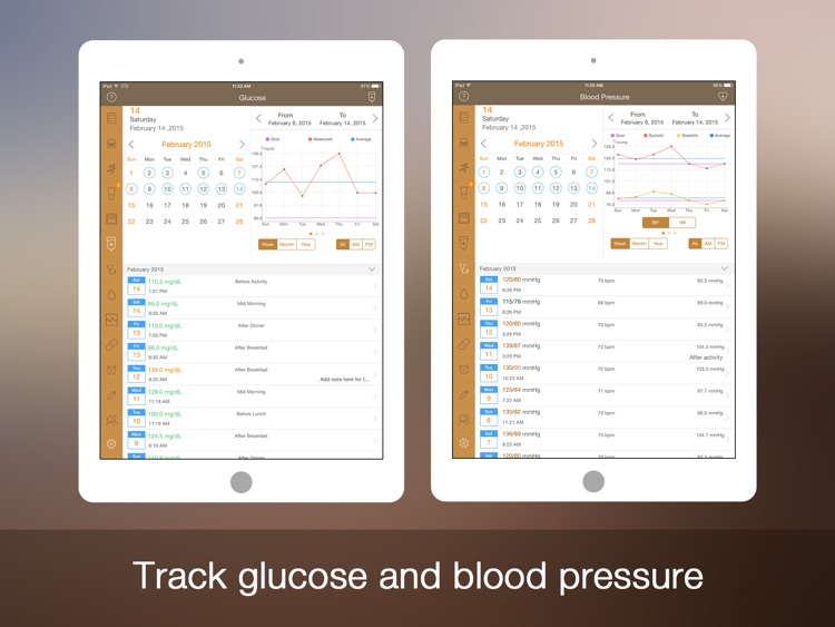 Daily Carb Pro for iPad - Carbs Counter & Tracker screenshot-3