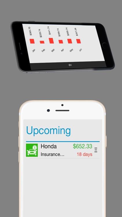 Home Budget Manager - Expense Tracker screenshot-3