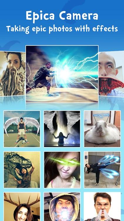 Epica - Funny camera & magic photo editor