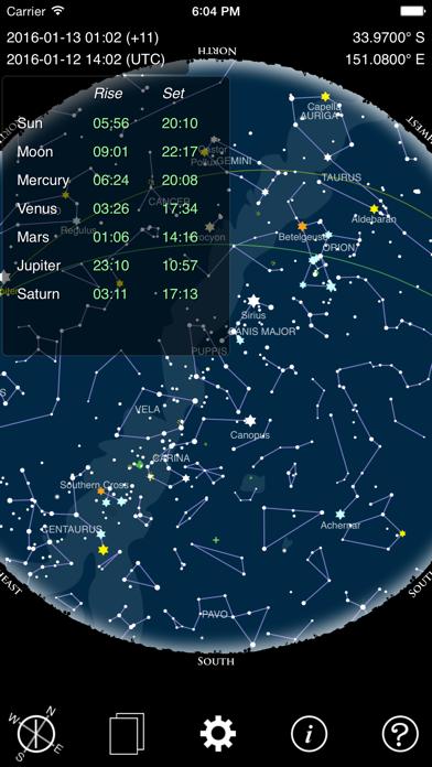 Star Disc Planisphereのおすすめ画像1