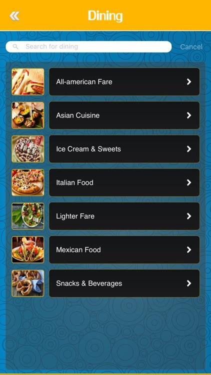 Best App for Six Flags Over Georgia screenshot-3