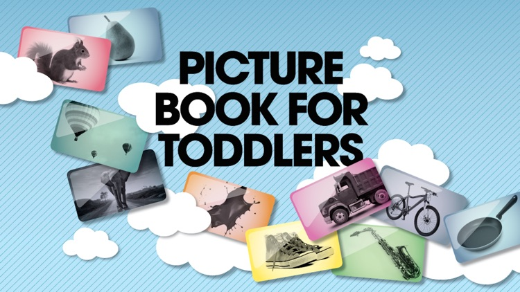 Picture Book For Toddlers!