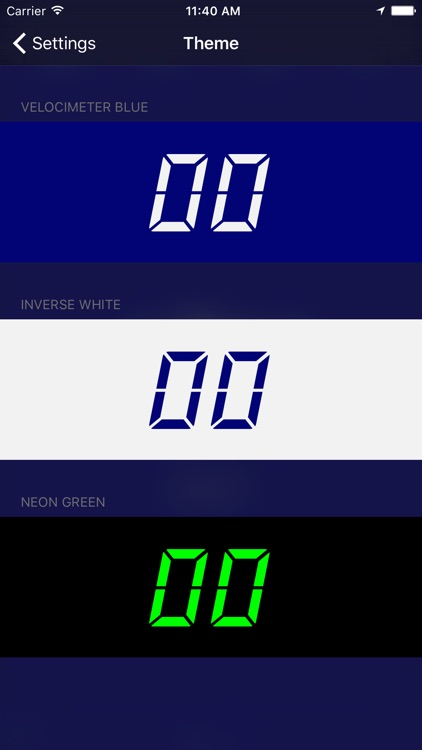 Velocimeter - Speedometer App screenshot-3