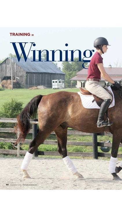 Horse Illustrated magazine screenshot-4