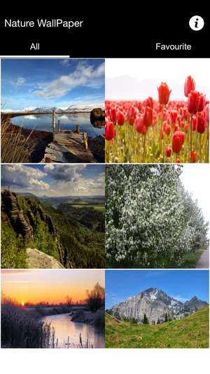 Nature Wallpapers Backgrounds For Iphone En App Store