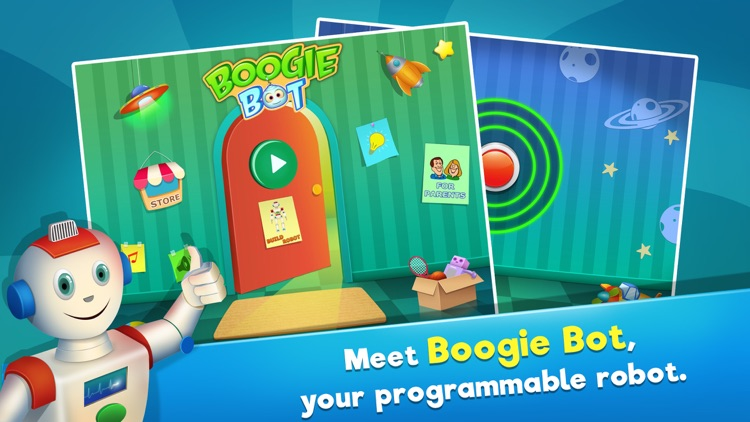 Boogie Bot - Coding for kids - Learn to code screenshot-0