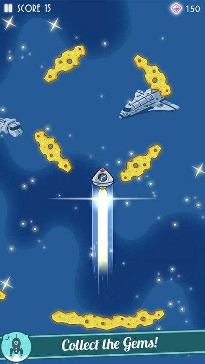 Let's Go Rocket - Ultimate Endless Space Adventure
