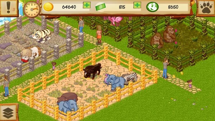 Animal Park Tycoon Deluxe