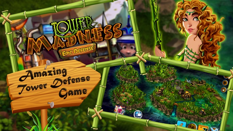 Tower Defence Madness - Defense Balloon battles