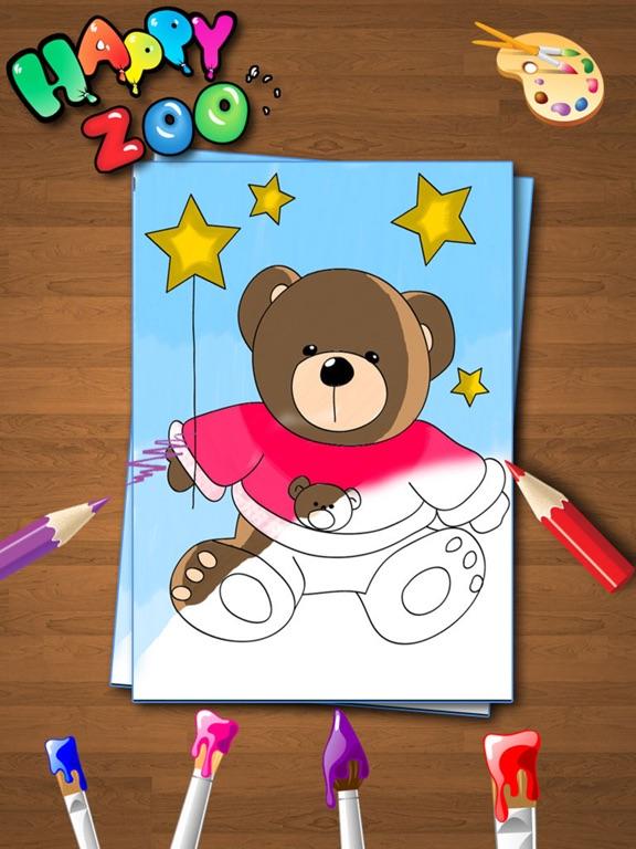 Coloring Book for Kids: Animal на iPad