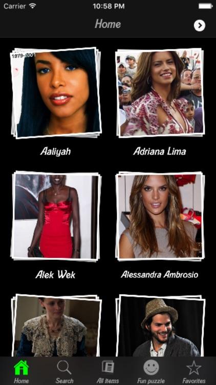 Famous Fashion Guide! screenshot-4