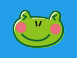 Cute Frog Stickers for iMessage