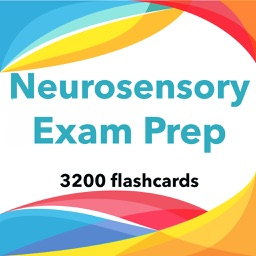 Neurosensory Exam Prep App : Study Notes & Quizzes