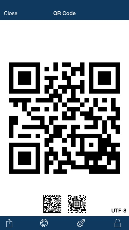 Qrafter - QR Code Reader and Generator screenshot-4