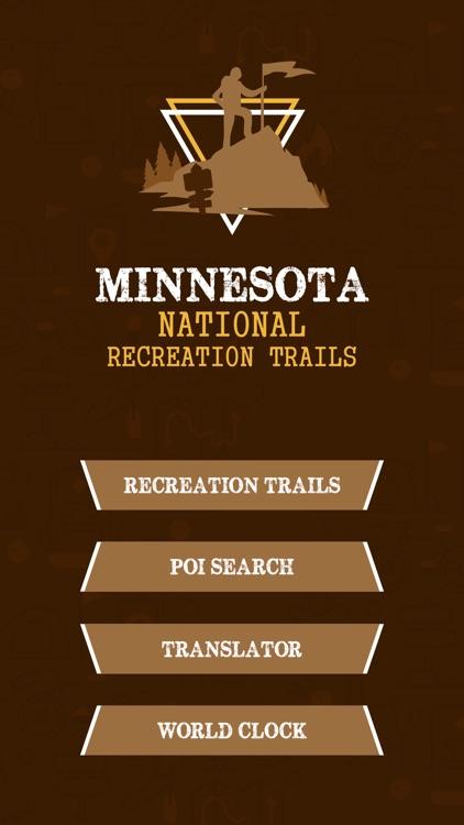Minnesota Trails